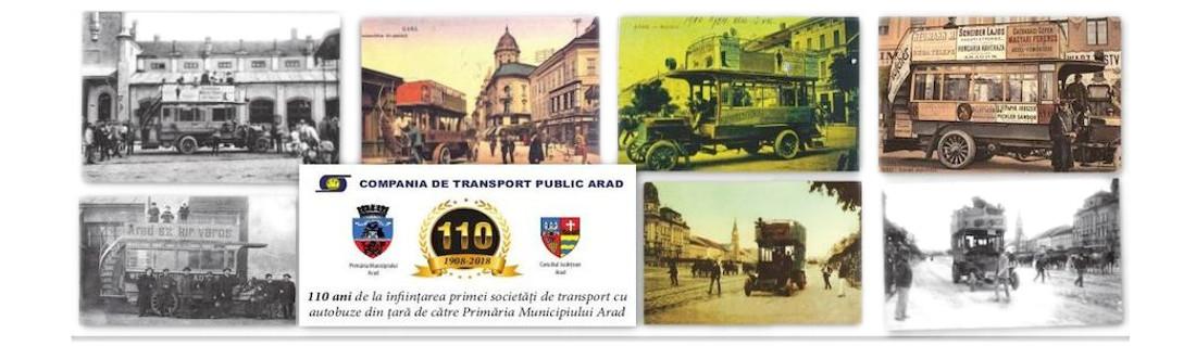 Compania de Transport Public Arad S.A.