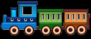 Anunțuri referitoare la circulația trenulețului turistic de agrement