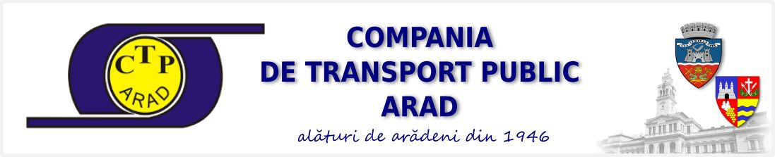 Compania de Transport Public Arad S.A.